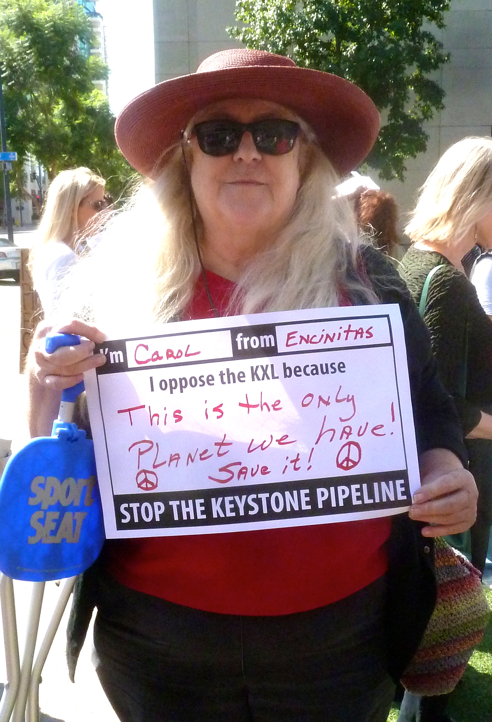 Draw the Line on the KXL 9/21/13