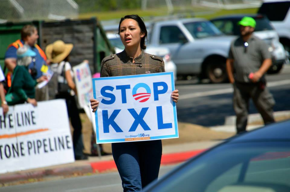 Telling Obama no on Keystone XL