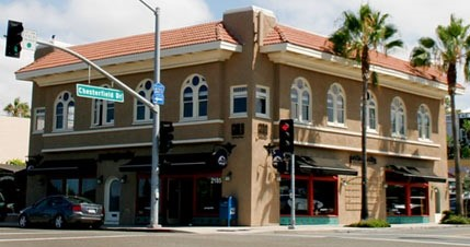 Patagonia store at the corner of San Elijo Blvd. and Chesterfield Avenue in Cardiff. .