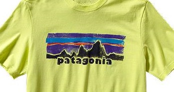 Patagonia logo tee-shirts and jackets are often seen on back-country trails.