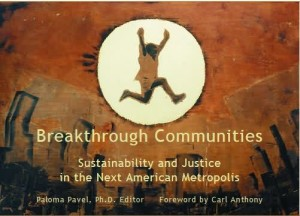 Poster for the Richmond Project's Breakthrough Communities