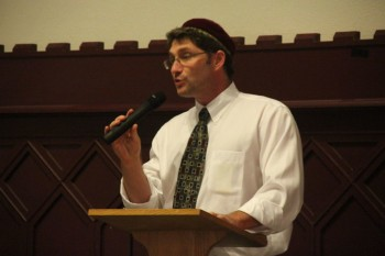 Rabbi Shai tells the story of Sukkhot, and the long relationship of the Jews to their natural environment.