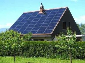 Excess power from rooftop solar benefits all utility customers in times of high usage.