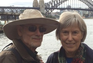 Paul Ross & Joyce Lane