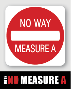 """No Way On Measure A"" Press Event @ UCSD Medical Center 