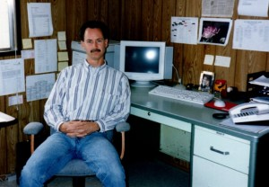 The author in 1995, when he was Operations Superintendent of a 240 megawatt coal-fired power plant in Virginia.