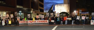 SD350 Cabinet Nominee Protest
