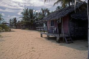 Sandy beach 1991