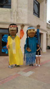 Parade Puppets