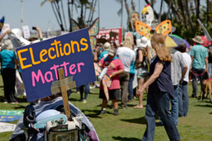 2017 People's Climate March