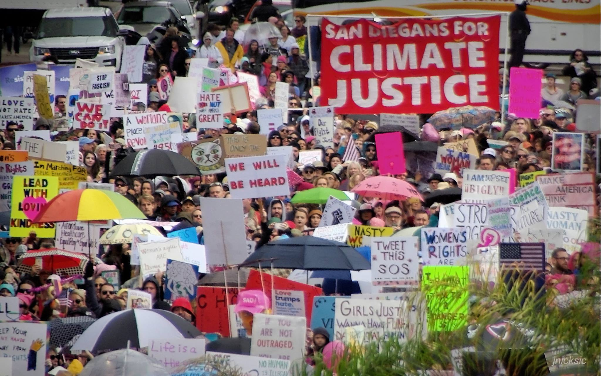 People's Climate March - San Diego @ Waterfront Park | San Diego | California