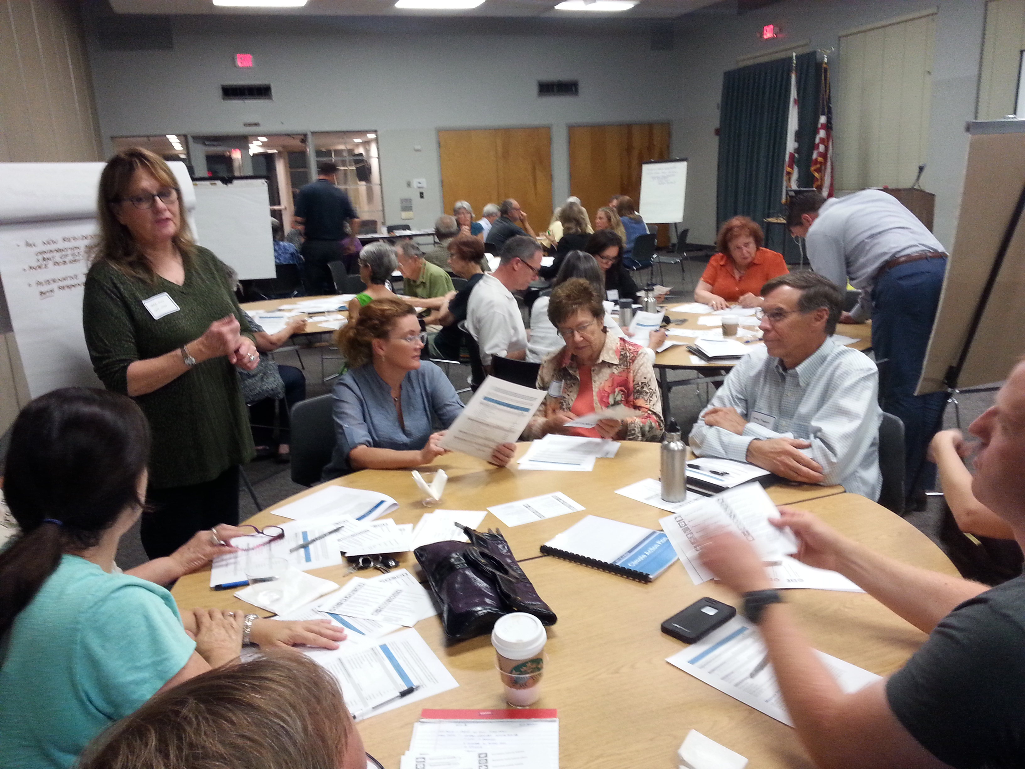 Escondido Climate Action Plan Workshop @ Escondido City Hall, Mitchell Room
