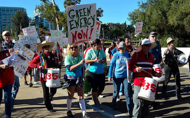 March for Science - Climate Contingent @ Parking Lot | San Diego | California