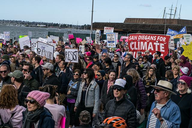 2019 San Diego Women's March