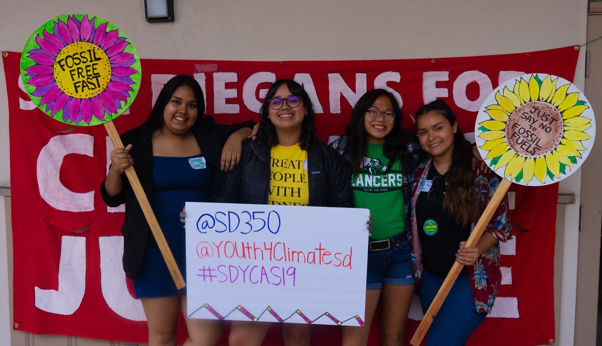 Youth Climate Action Summit! (ONLINE) @ California