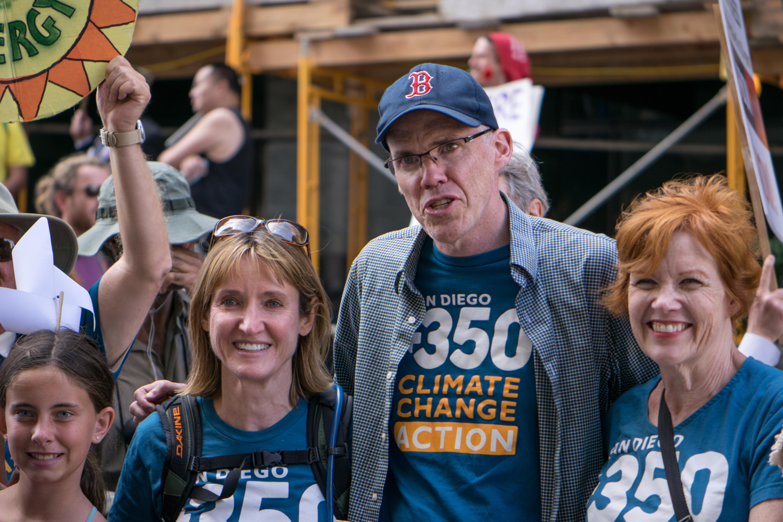 Climate Uprising – with Bill McKibben: Fundraiser benefiting SanDiego350 @ University Christian Church | San Diego | California