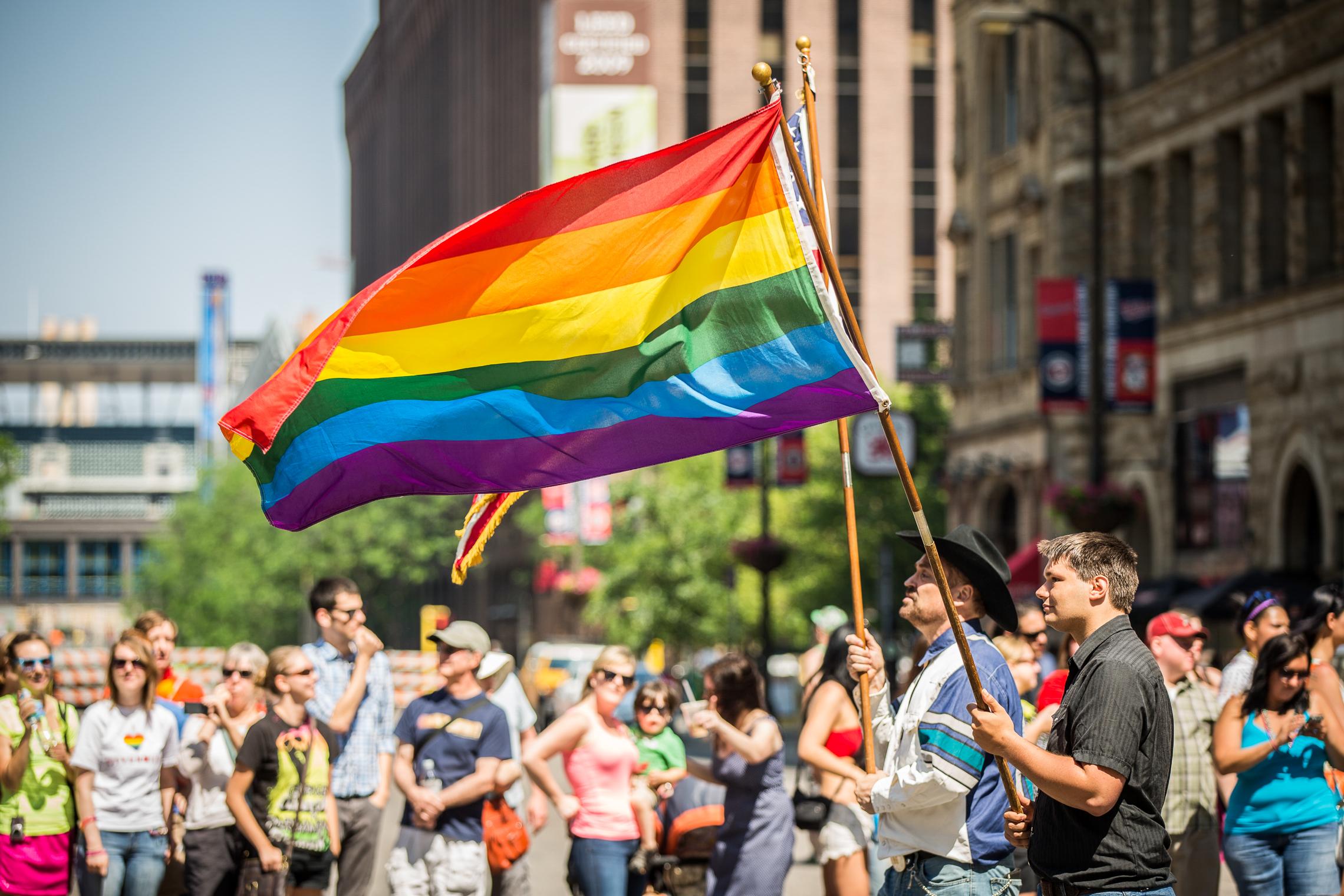 San Diego Pride 2018!