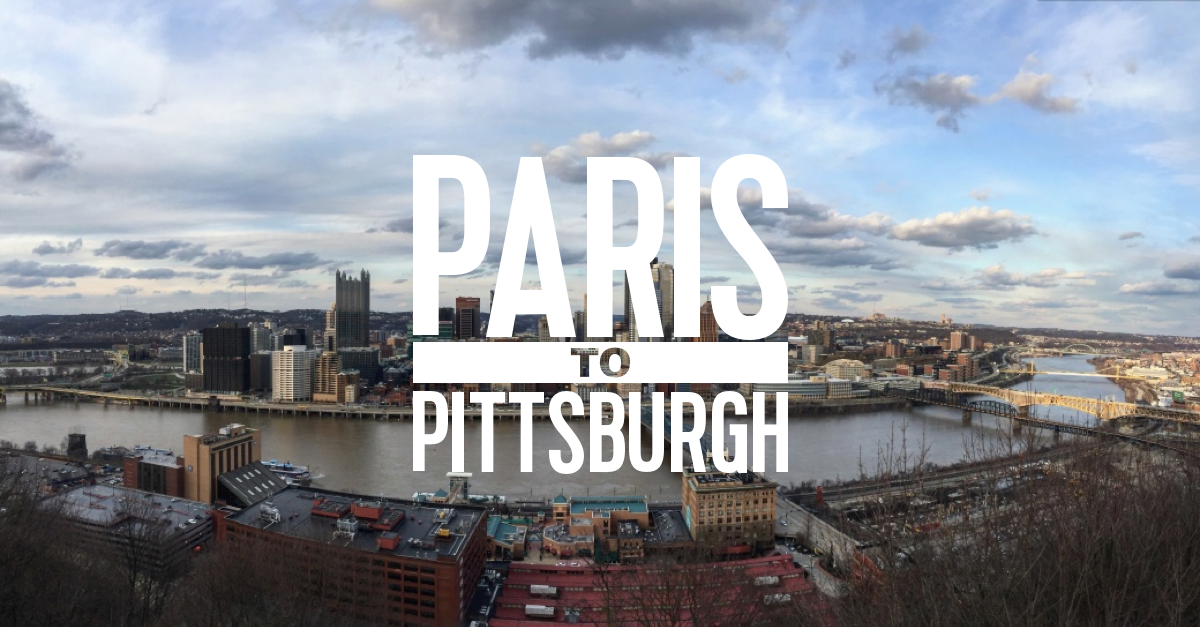 Movie Night: Paris to Pittsburgh @ First Unitarian Universalist Church